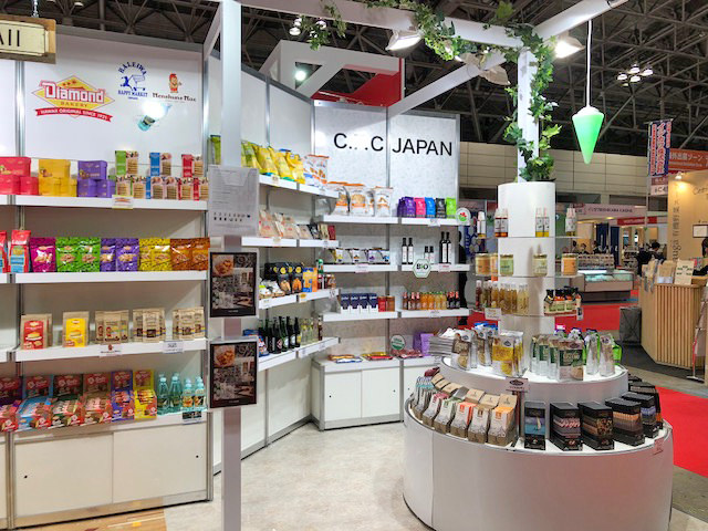 FOODEX JAPAN 2019 CFC JAPAN ブース