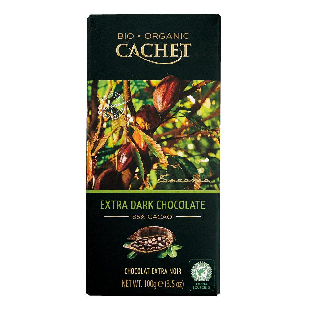 オーガニック エクストラダークチョコレート 85%
