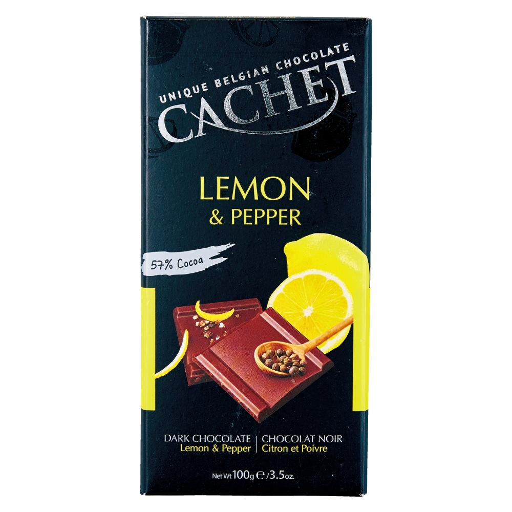 レモン&ペッパーチョコレート