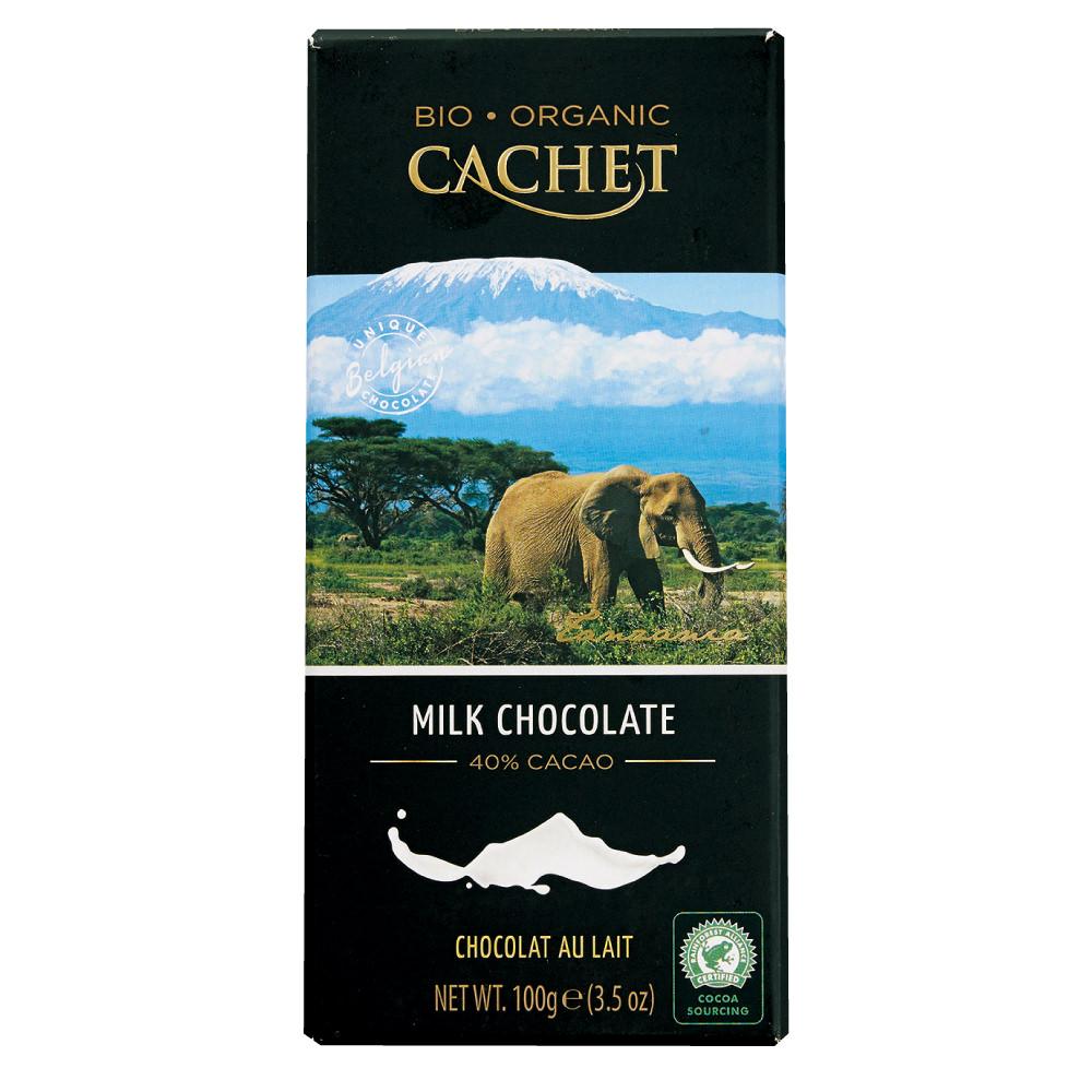 オーガニック ミルクチョコレート