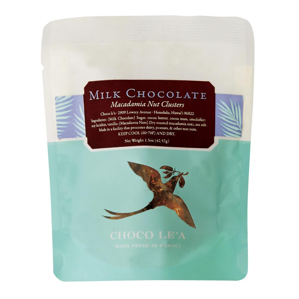 ミルクチョコレート マカダミアナッツクラスター