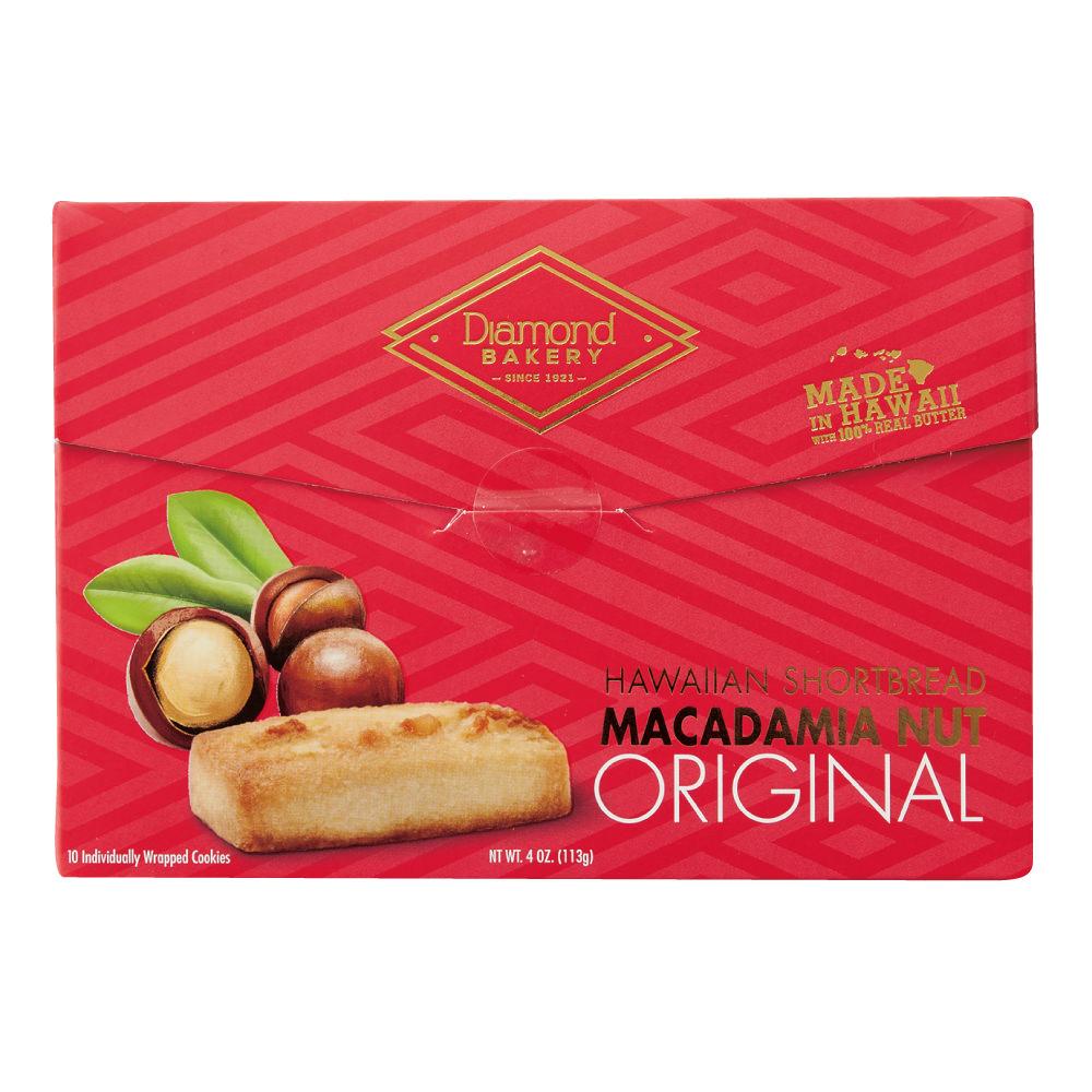 マカダミアナッツショートブレッドクッキー オリジナル
