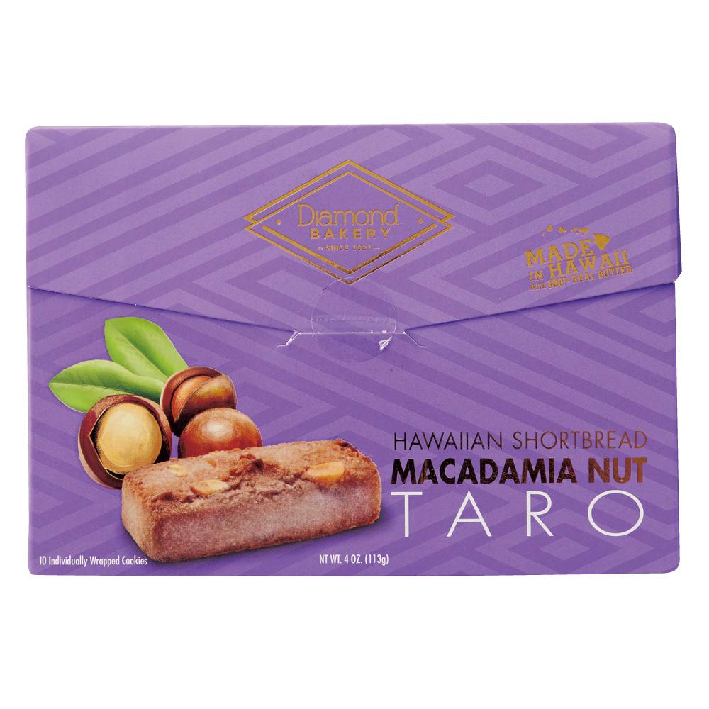 マカダミアナッツショートブレッドクッキー タロ