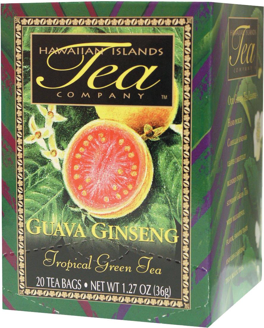 グアバ・ジンセン(緑茶)