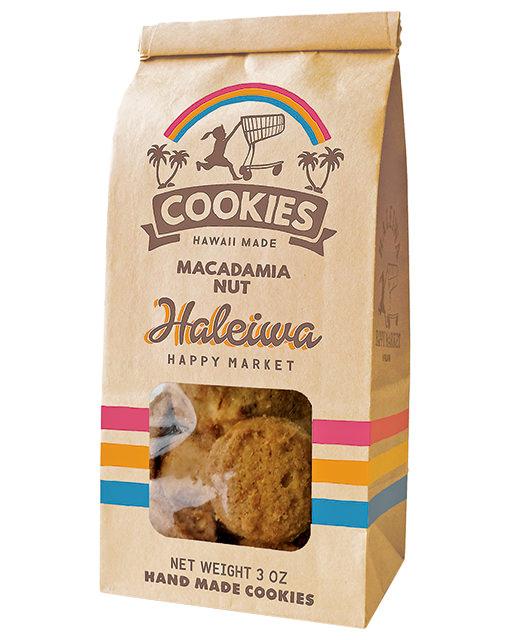 マカダミアナッツクッキー