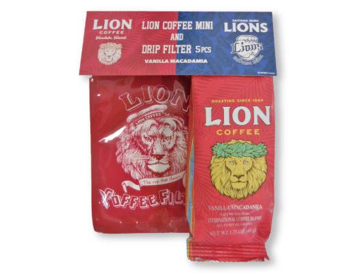 ライオンコラボ コーヒーフィルターセット