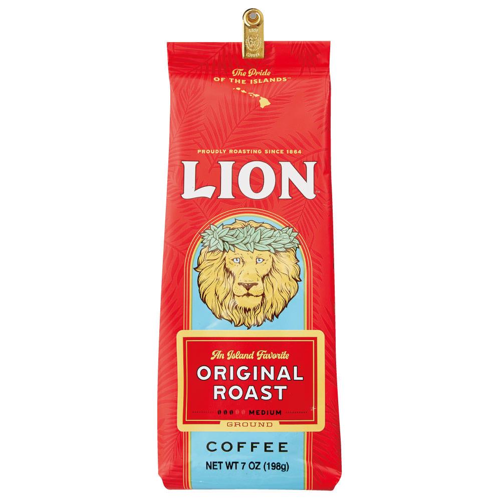 オリジナル ライオンコーヒー