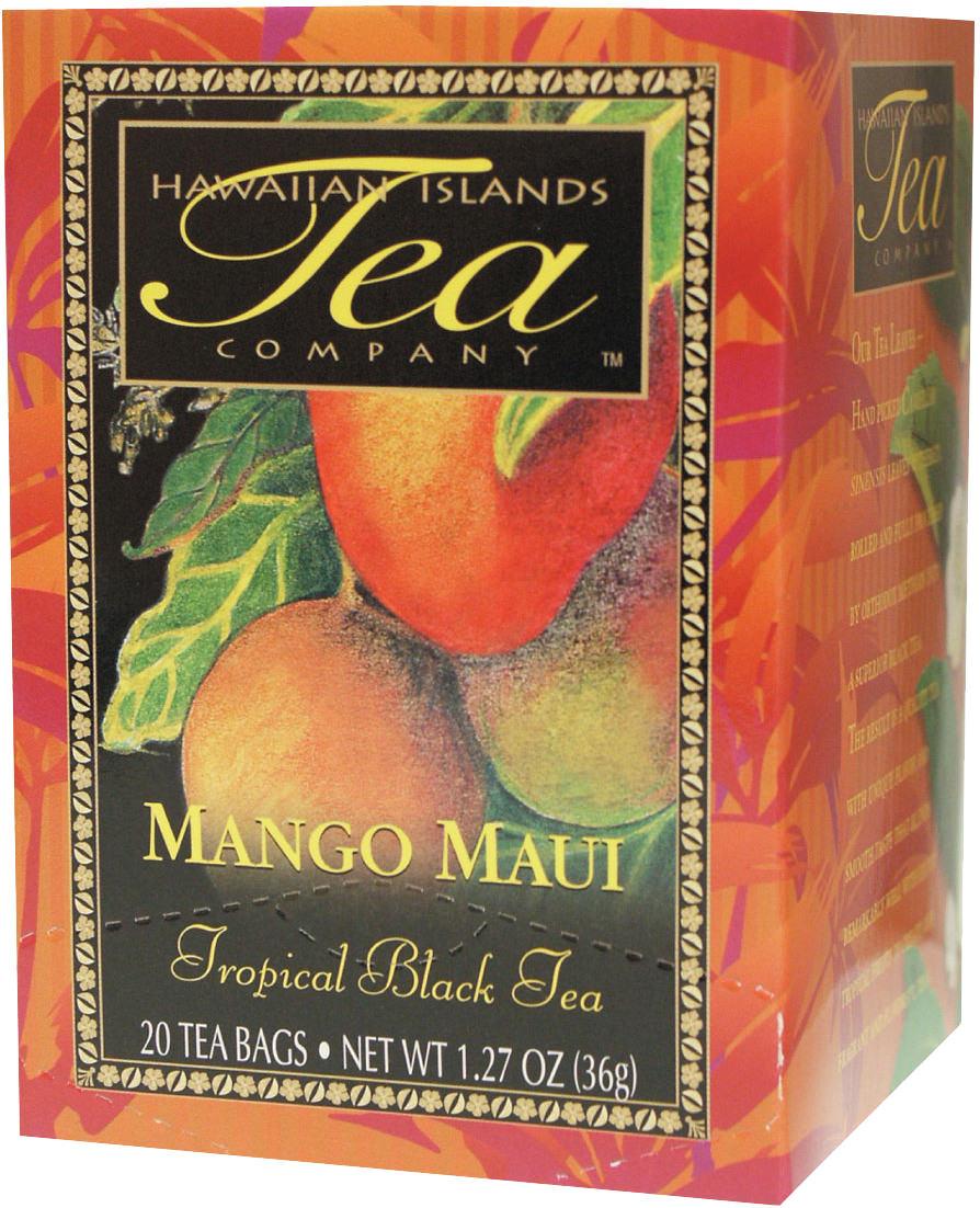 マンゴー・マウイ(紅茶)