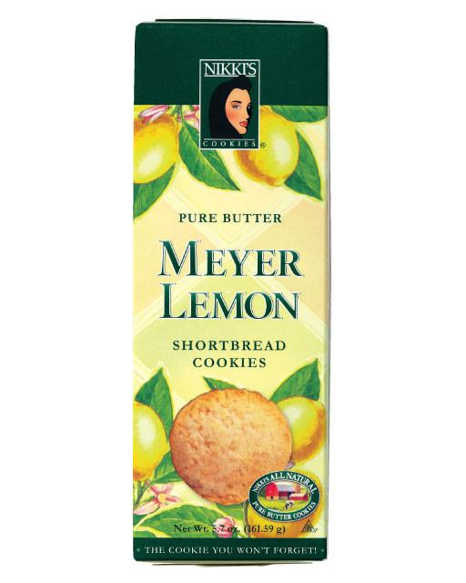 メイヤーレモンショートブレッドクッキー<BOX>