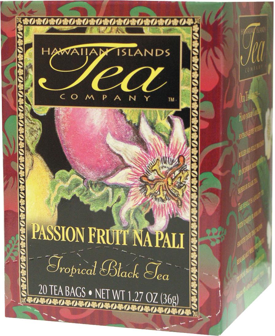 パッションフルーツ・ナ・パリ(紅茶)