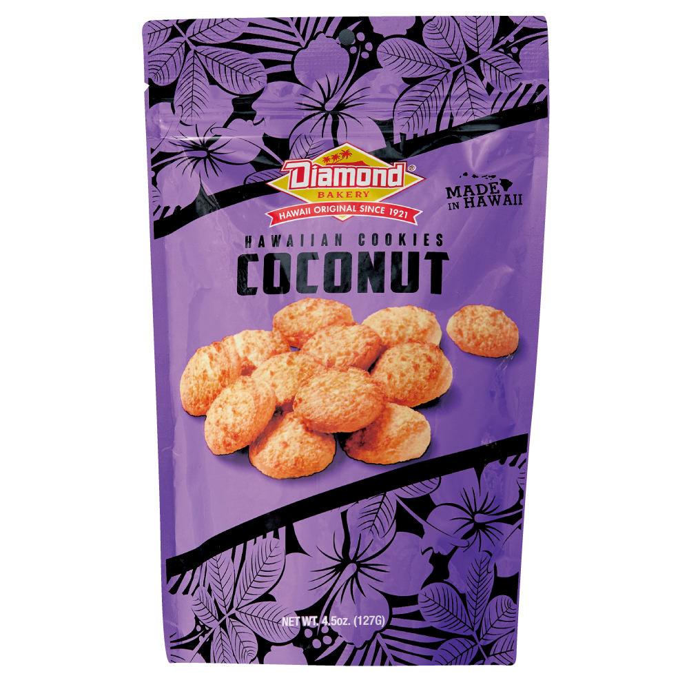 ハワイアンクッキー ココナッツ 127g