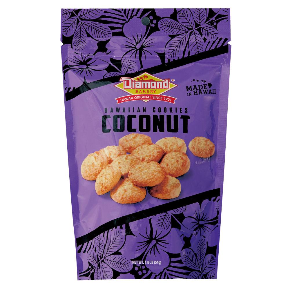 ハワイアンクッキー ココナッツ 51g