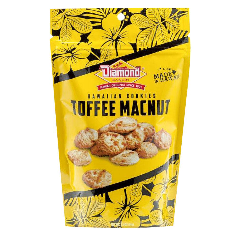 ハワイアンクッキー トフィーマカナッツ 51g