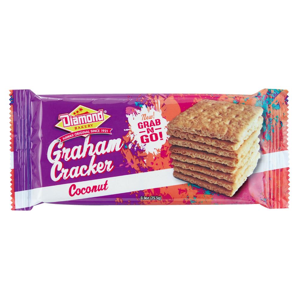 グラブアンドゴー グラハムクラッカーココナッツ