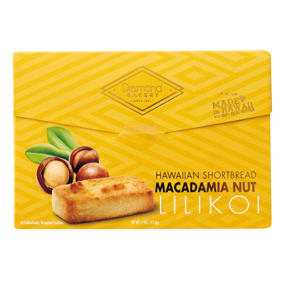 マカダミアナッツショートブレッドクッキー リリコイ