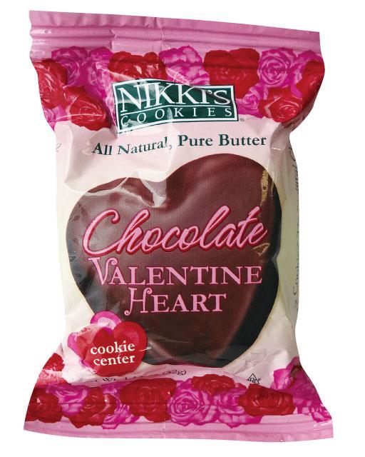 チョコレートバレンタインハート